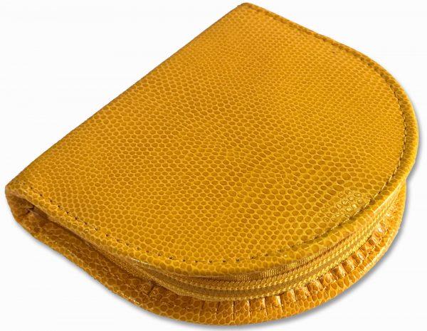 Trousse couture jaune