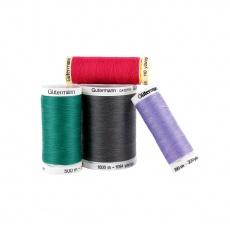 Fil 100%polyester 1000m