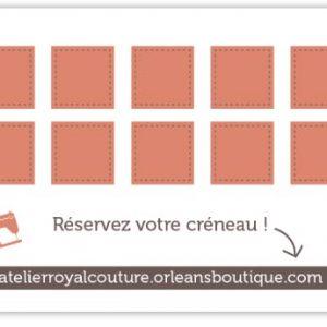 Carte de location de L Atelier Royal Couture