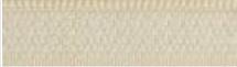 Fermeture maille spirale non séparable Z 51 ivoire 410