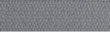 Fermeture maille spirale non séparable F51 gris 440