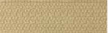 fermeture laiton non séparable sable