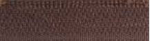 Fermeture maille spirale non séparable Z51 marron 990