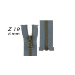 fermeture séparable 25 cm