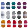 Fil à tricot Knitty 4 DMC