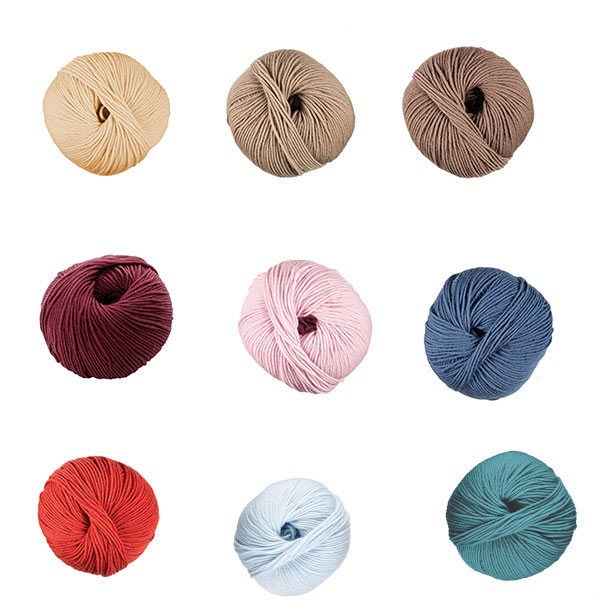 Laine à tricoter Merino wooly dmc