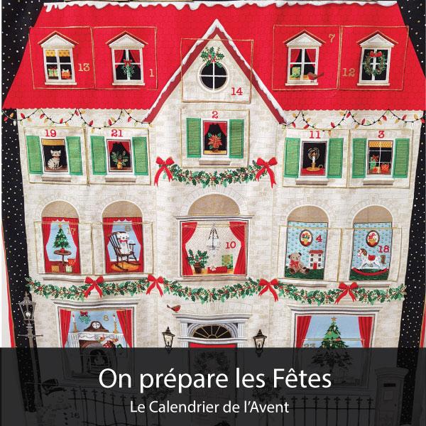 le calendrier de l'avent Orléans