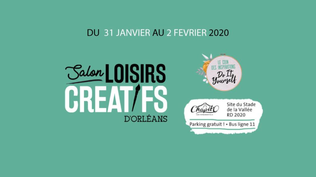 Salon loisirs créatifs Orléans