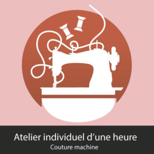 atelier individuel couture machine Orléans