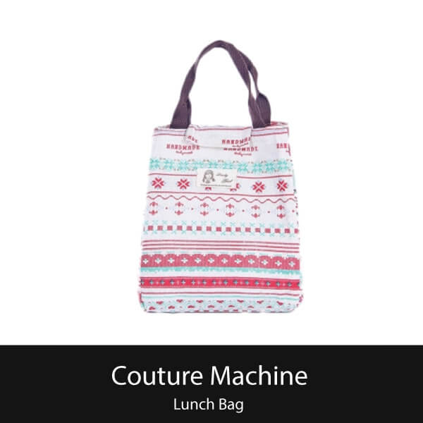 atelier couture machine lunch bag orleans