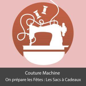 Atelier Couture Machine Orléans: On prépare les Fêtes : Les Sacs à Cadeaux